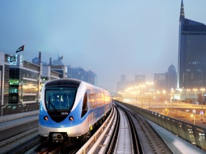 PASSENGER NUMBERS: The RTA has said that current passenger figures for the metro are 40 percent up on pre-launch estimates. (ITP Images)