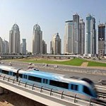 A reader praises the merits of Dubai's Metro and cannot wait for the next instalment of stops. Ali Haider / EPA
