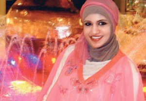 *  The ban should not be implemented ... because chewing gums have nothing to do with the functioning of the Metro, says Ayah Nofal Kahook.     * Image Credit: Supplied