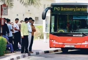 *  Passengers are being urged to check the RTA website for changes in times and routes to buses. Picture for illustrative purpose only.     * Image Credit: Gulf News archive