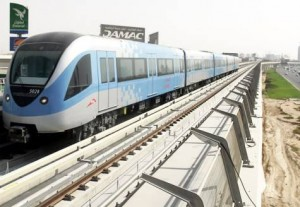 *  Dubai Metro's operating hours will be from 6am to 1am from Monday to November 20.     * Image Credit: Hadrian Hernandez/Gulf News