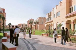 * Dubai Knowledge Village now caters mainly to human capital organisations.     * Image Credit: Gulf News Archive