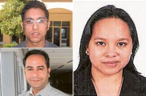 *  Image Credit: Supplied     * From top left: Abdul Rahim Nasir, Emma Silao-Almeria and Mohammad Hadi
