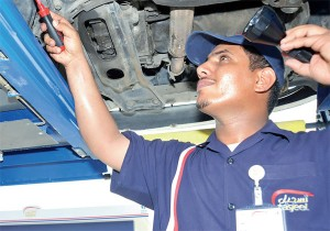 Light vehicle testing fee hiked from Dh100 to Dh120