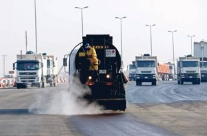 *  Image Credit: Hadrian Hernandez/Gulf News     * The first phase of the project will see road works in the Al Quoz 2, Al Quoz 3 and Al Quoz 4 areas. Picture for illustrative purposes only.