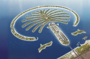 The new cruise service will provide tours of the Palm and World Islands.