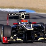 Green and go: Formula One teams are turning to environmental thinking by reducing their carbon footprint. Julio Munoz / EPA