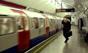 The London Underground had taken on a new look with Transport for London's Olympic Legends Map during the recent Olympics - AP