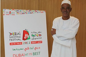 Zaher Al Dein Mohammed Ismail is celebrating after winning two cars and Dh100,000 in a Dubai Shopping Festival draw.