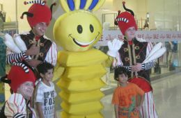 Dubai Outlet Mall is celebrating summer with amazing promotion and exhilarating activities for the family.