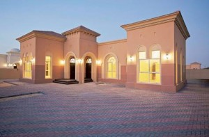 Image Credit: WAM The villas come in two architectural designs — Andalusian and Islamic — with an average area of 863.9 square feet.