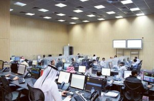 Image Credit: RTA     The RTA taxi dispatch call centre in Dubai. It now takes about 13 minutes on average for taxis to reach customers, about two minutes less than last year.
