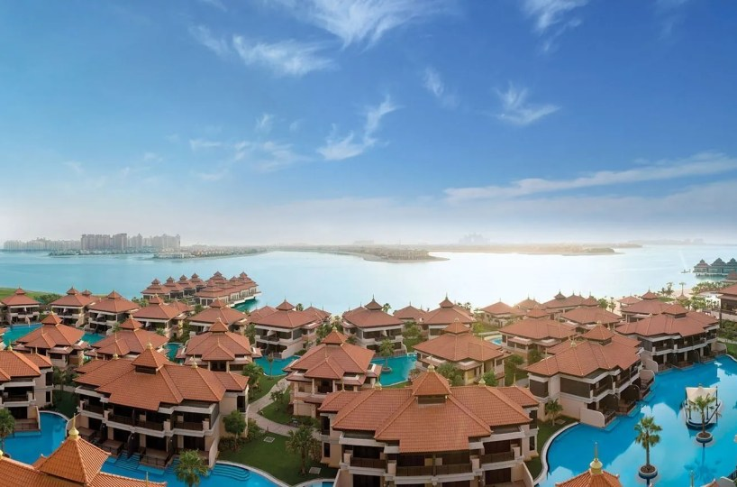 Anantara One Bedroom Apartment for sale on The Palm