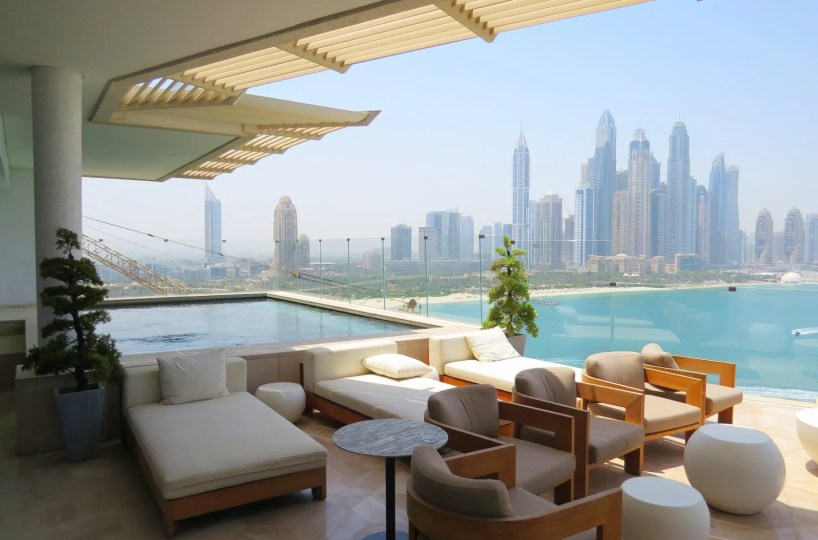 Private Pool Palm Penthouse at FIVE Palm Jumeirah