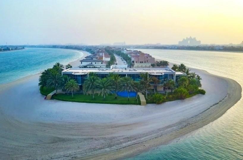 Royal Beach Palace Palm Jumeirah
