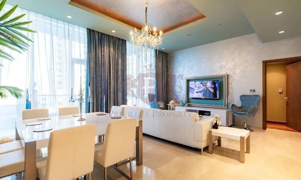 Oceana 2 Bedroom for sale in the Dubai Palm Island