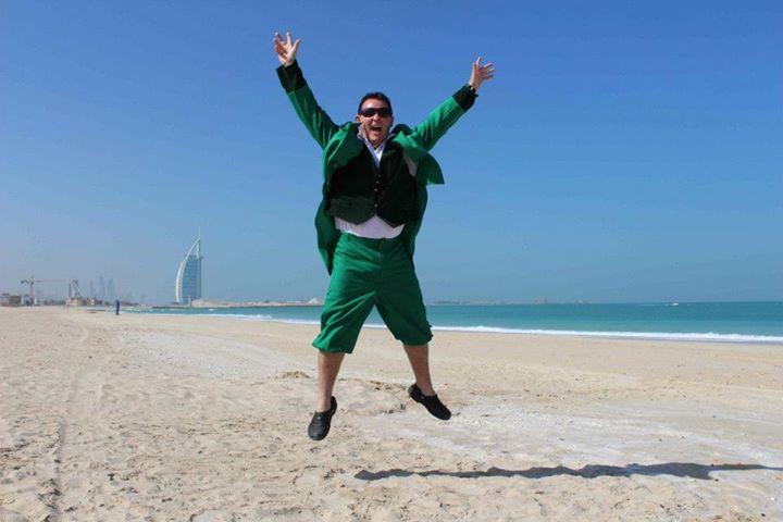 Paddyman Irish Entertainment, No  1 in UAE - Dubai Party Bands