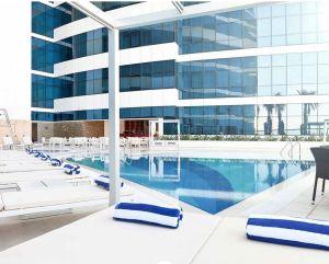 Novotel, al Barsha, Dubai hotel
