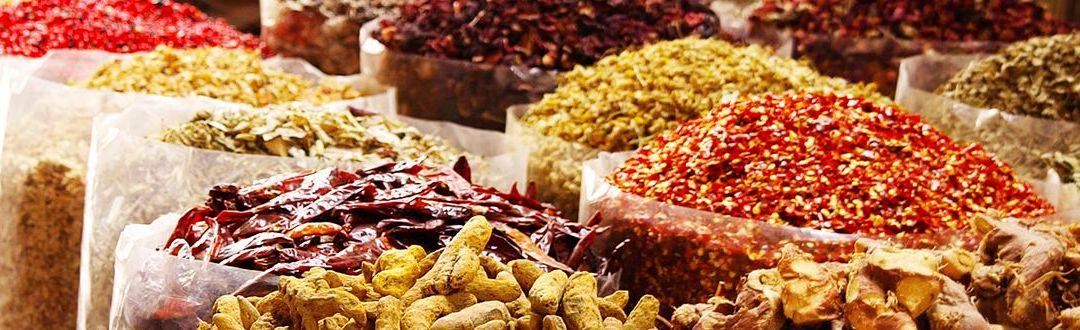 Dubai városnézés piac látogatással