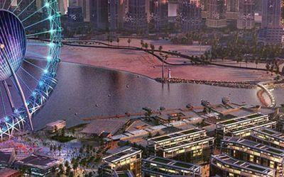 DUBAI Eye: oázis az égen – alakul Dubai újabb lege