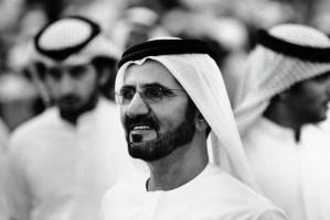 Mohammed sejk Dubai