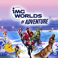 IMG World of adventure Dubai