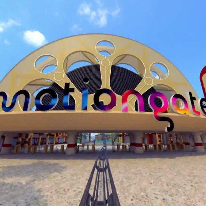 Motion gate park Dubai
