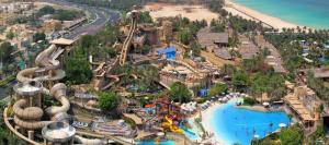 Wild Wadi vízipark Dubai belépőjegy