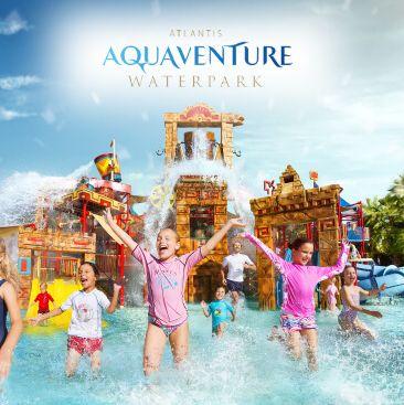 Atlantis Aquaventure vízi vidámpark, gyerekeknek