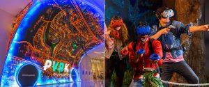 Virtuális valóság park Dubai