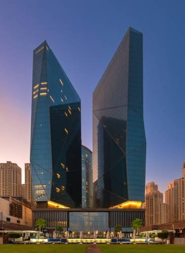 Rixos Premium JBR Dubai, külső