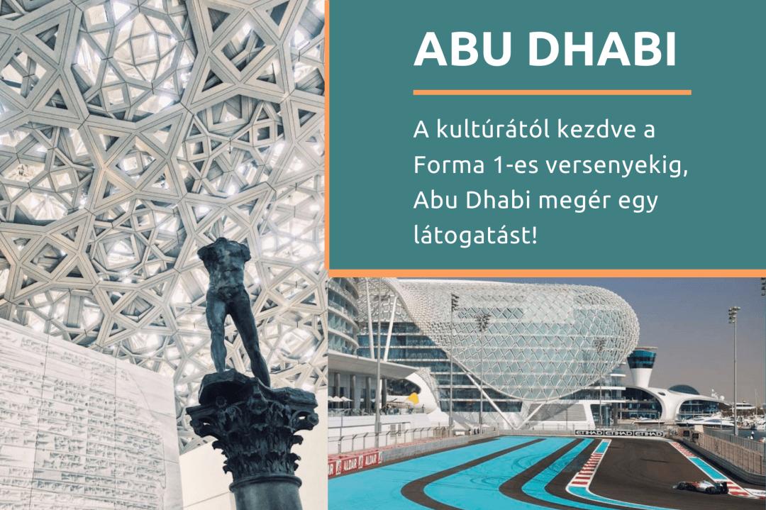 Abu Dhabi Louvre F1 Yas Marina