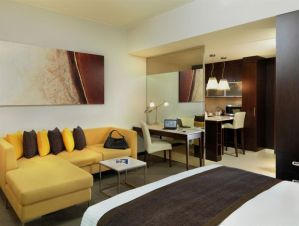 Centro al Barsha Rotana Hotel Dubai