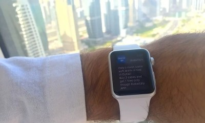 Dubai: the city of Apps