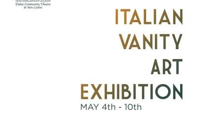 Italian Vanity Art Exhibition: arte italiana a Dubai