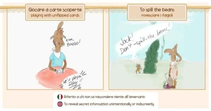 Frasi idiomatiche: a lezione con Ciro