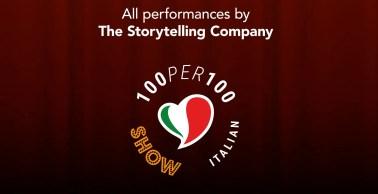 A Dubai 100per100 Italian Show