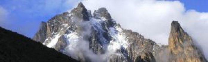 Frozen: Mount Kenya
