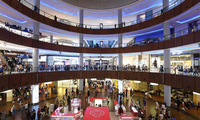 Dubai Mall Base