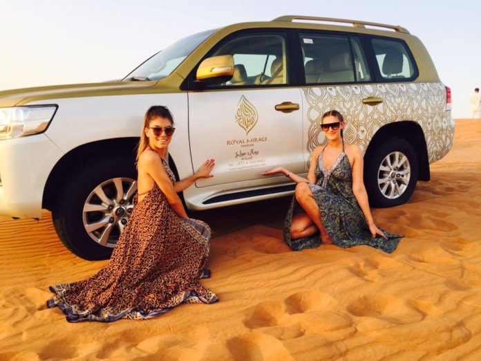 Royal Mirage Tourism 2 White Girls - Tour Operators in Dubai