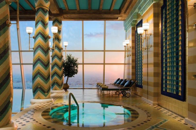 Talise Spa - Burj Al Arab