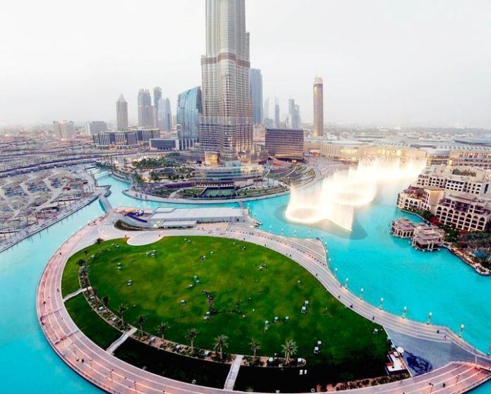 Burj Park