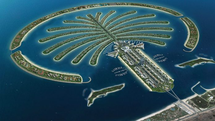 Palm Islands Sample