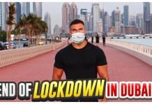 End of The Lockdown Dubai