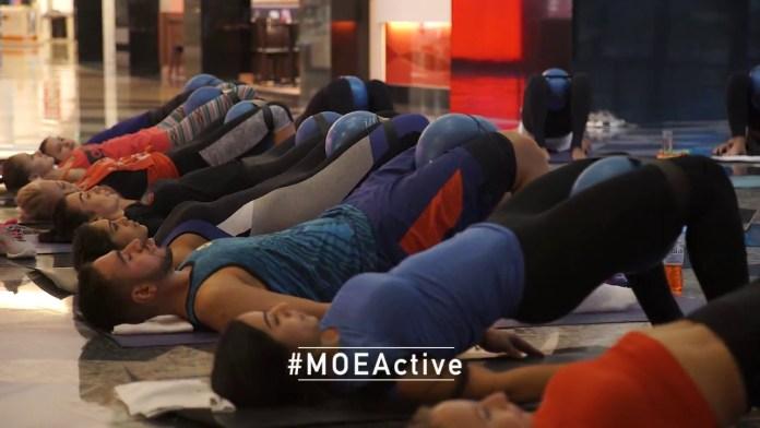 MOE ACTIVE