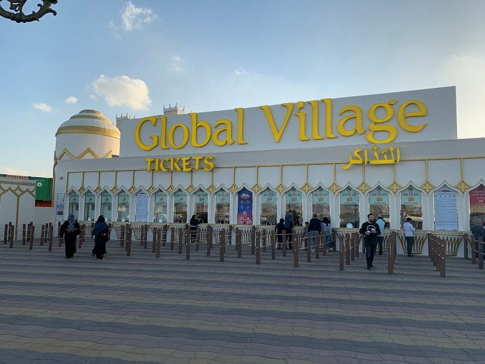 Best Time to Visit Dubai for Shopping Global Village