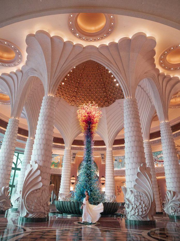 Atlantis Dubai Interior
