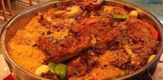 Dubai Traditional Food