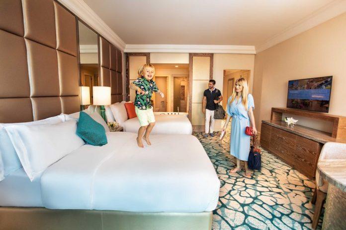 Palm View Hotel Room Atlantis Dubai