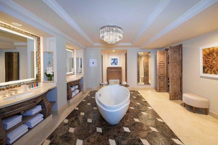 Atlantis Dubai Regal Suite Bathroom